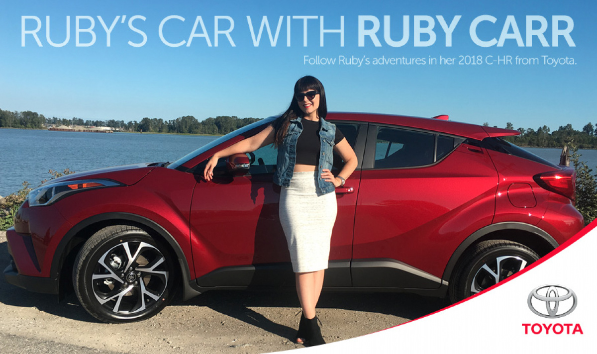 Ruby's Car with Ruby Carr