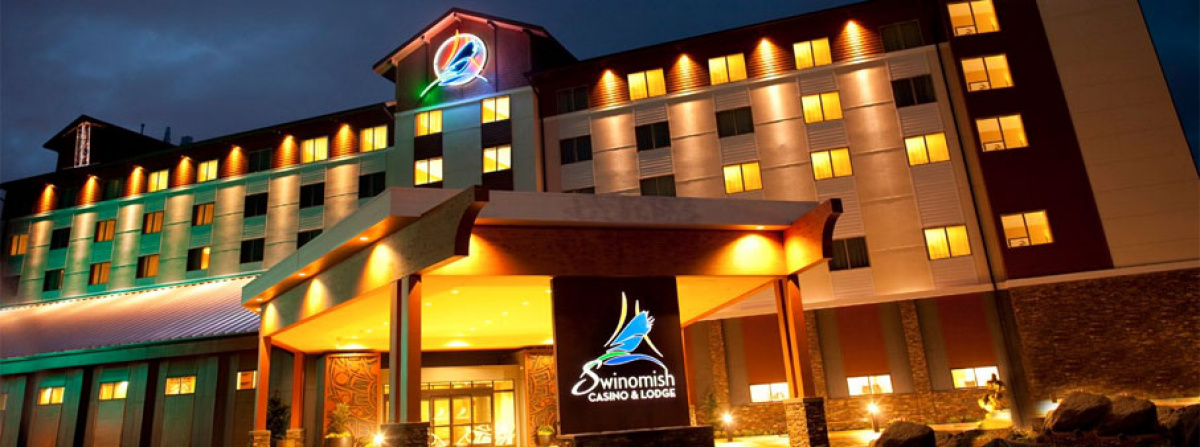 Win a Swinomish Casino & Lodge's Stay & Taste Giveaway